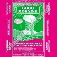 Good Morning Brand Poha