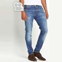 Siz Fashion Denim Jeans