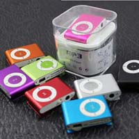 Clip Style MP3 Music Player
