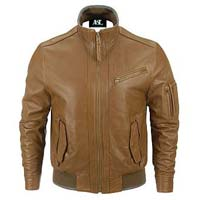 Mens Fancy Leather Jackets
