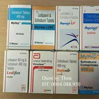 Anti Cancer & Hiv Medicines