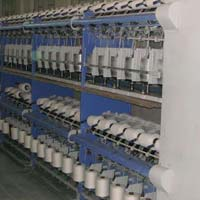 Two for One Yarn Twisting Machine