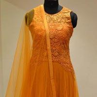 Ladies Anarkali Suit - Manufacturer, Exporters and Wholesale Suppliers,  Delhi - Drishtee Anushaa Studio Pvt. Ltd.