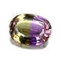 Amitrine Gemstone Beads