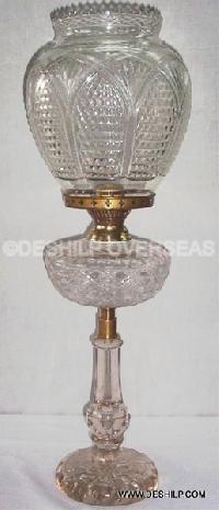 Clear Oil Lamp