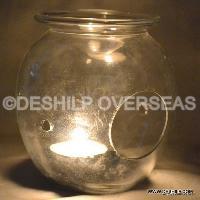 Glass Aroma Oil Burners