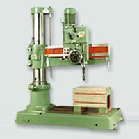 ALL GEAR AUTO FEED RADIAL DRILL MACHINE