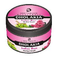 25 gm Dholakia Indian Rose Herbal Snuff