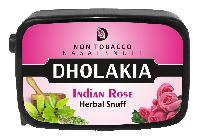 9 gm Dholakia Indian Rose Herbal Snuff