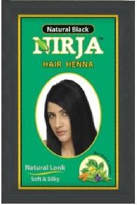 Nirja Black Hair Color