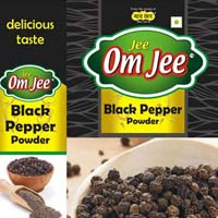 Jee Omjee Black Pepper Powder