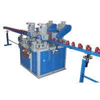 Double Head Pipe Polishing Machine