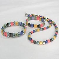 Functional Health Necklace, Health Bracelet