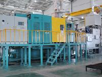 Vertical Full Squeeze Die-casting
