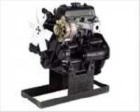 Three Cylinder Diesel Engine