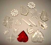 Glass Studs