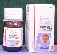 Alcohol and antibiotics azithromycin