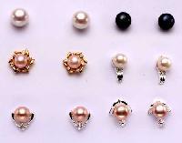 Pearl Earrings - 05