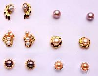Pearl Earrings - 06