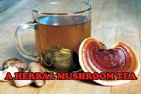 Mushroom Herbal Tea