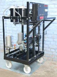 Klarol Hydraulic Oil Cleaning System