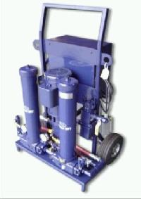 Thermic Fluid Filtration System