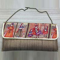 Ladies Ethnic Envelope Clutches