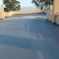 waterproofing application