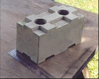 Foam concrete blocks manufacturers suppliers Styrofoam concrete blocks