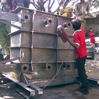 Rectifier Transformer Fabrication