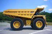 Caterpillar Dump Trucks