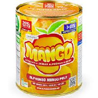 Fresh Mango Puree