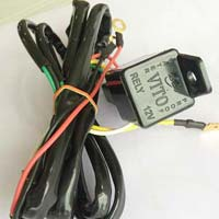 2 Wheeler Double Horn Wiring Harness