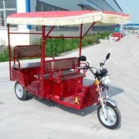 Battery Passenger Rickshaw (es-7)