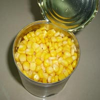 Canned Corn Kernels
