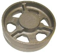 Cast Iron Crane Wheels