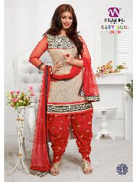 Women Dress Material - Manufacturer, Exporters and Wholesale Suppliers,  Maharashtra - Shwetas Kouture