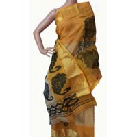 Tant Saree - Manufacturer, Exporters and Wholesale Suppliers,  Delhi - Pankhoori