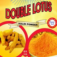 Double Lotus Turmeric Powder