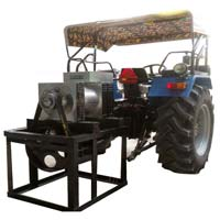 40KVA Alternator With Tractor Stand