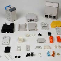 Plastic Injection Moulded Components for Electrical & Electronic