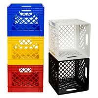 Dairy Plastic Crates