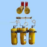 Chlorine Gas Cylinders
