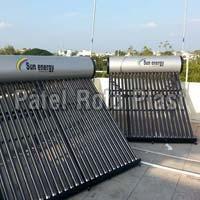 Galvanized Solar Water Heater