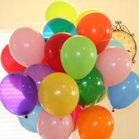 Balloons ( Natural Latex Rubber Balloons)