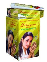 Instant Henna Paste