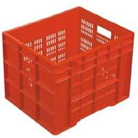 Plastic Molded Crates