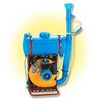 Motorized Mist Blower
