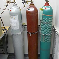 Laboratory Gas Burner
