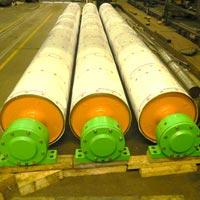 Paper Machinery - Felt Rolls
